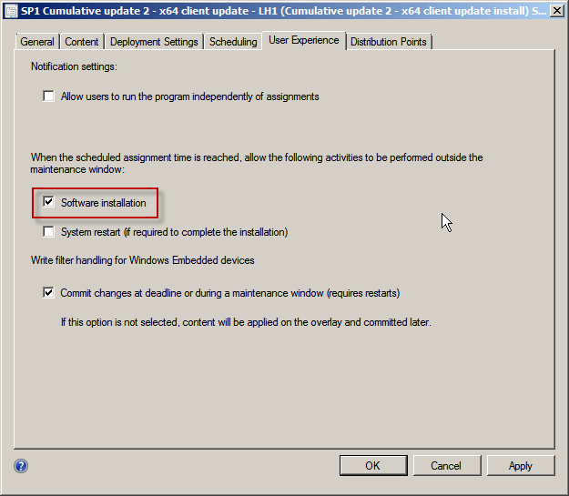 Installing SCCM 2012 SP1 CU2 – Quick Start Guide