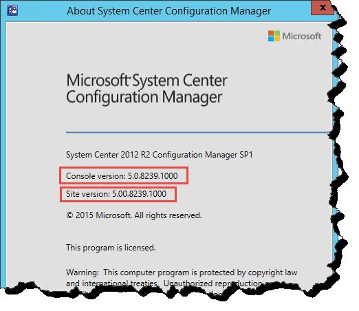 Installing SCCM 2012 SP2/R2 SP1 – Quick Start Guide