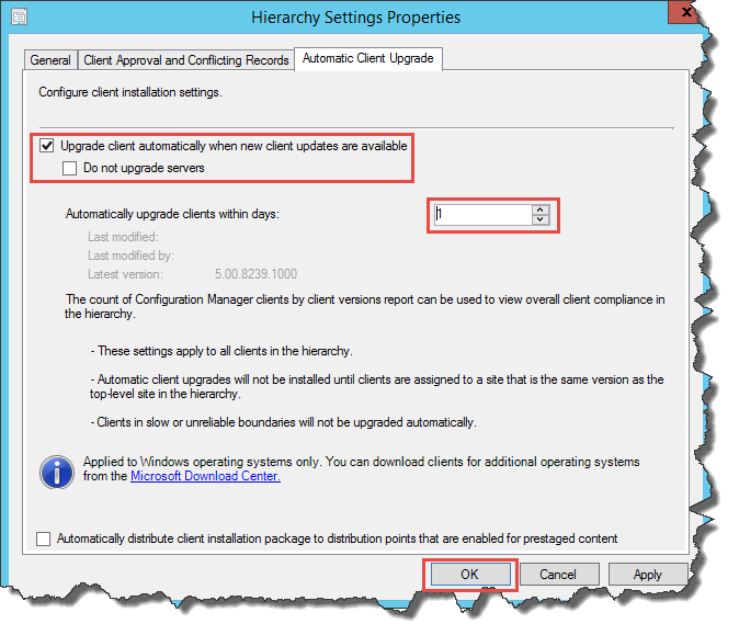 Installing SCCM 2012 SP2/R2 SP1 – Quick Start Guide