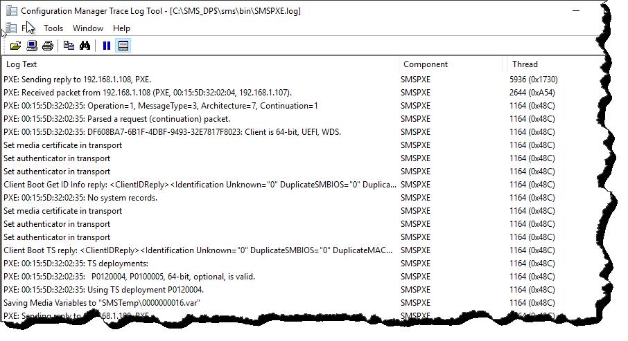 SCCM: Enable Desktop Clients as PXE Servers - RONNIPEDERSEN COM