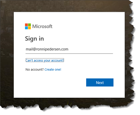 Password-less phone sign-in with Microsoft Authenticator App