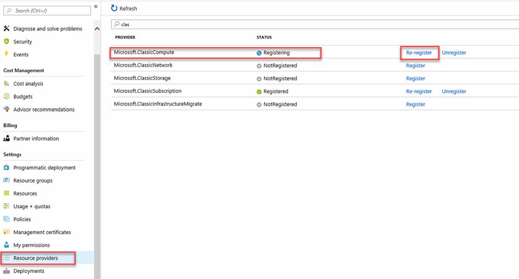 SCCM Cloud Management Gateway might fail on new Azure